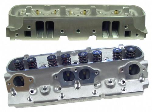 400-430-455 Aluminum Heads, Stage 2 TE Aluminum Cylinder Heads
