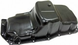 400-430-455 Reproduction Center Sump Oil Pan, Black