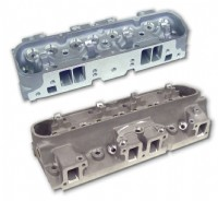 Stage 1 TE Aluminum Cylinder Heads - ASSEMBLED
